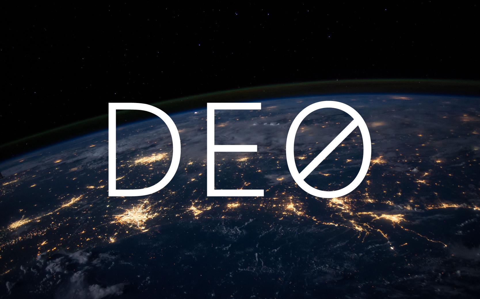 DEO logo